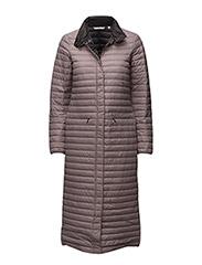 Coats woven - MAUVE
