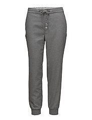 Pants woven - MEDIUM GREY
