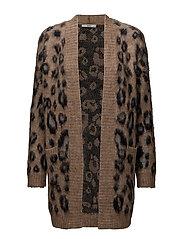 Sweaters cardigan - CAMEL