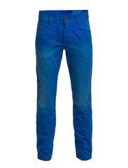 Pants denim - VIVID BLUE