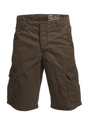 Shorts woven - LT. LOUNGE BROWN