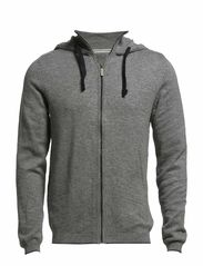 Sweaters - MED. GREY MELANGE