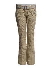 Pants woven - SANDSTORM