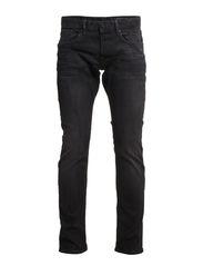 Pants denim - C BLACK USED