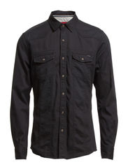 Shirts woven - C BLACK USED