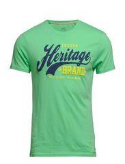 T-Shirts - LUCENT GREEN