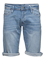 Shorts denim - BLUE LIGHT WASH