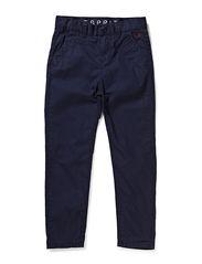 Pants woven - MARINE BLUE