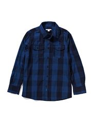 Shirts denim - E RAW DENIM