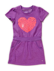 Dresses knitted - PURPLE BURST