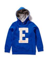 Sweatshirts - HUMMINGBIRD BLUE