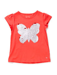 T-Shirts - CORAL RED