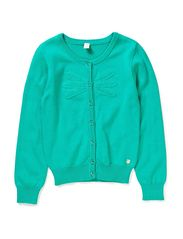 Sweaters cardigan - CANDY GREEN