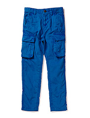 Pants woven - BLUE RIBBON