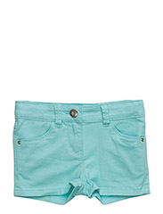 Shorts woven - TURQUOISE