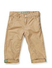 Pants woven - FLAX BEIGE