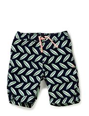 Shorts woven - MARINE BLUE