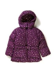 Jackets outdoor woven - AUBERGINE PURPLE