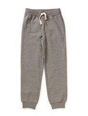 Pants knitted - STORM GREY MELANGE