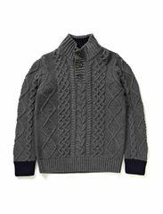 Sweaters - STORM GREY MELANGE