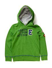 Sweatshirts - SEDGE GREEN