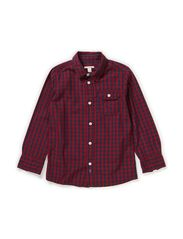 Shirts woven - GRAPE JELLY