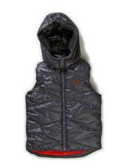 Vests outdoor woven - BOULDER GREY