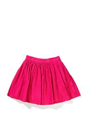 Skirts woven - FLORAL PINK