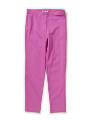 Pants knitted - VIOLA PINK