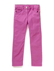 Pants woven - VIOLA PINK