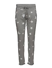 Pants knitted - MEDIUM GREY 3
