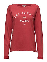 Sweatshirts - RED 2