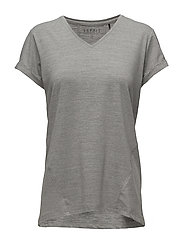 T-Shirts - MEDIUM GREY 2