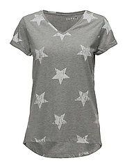 T-Shirts - MEDIUM GREY 3