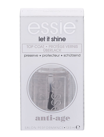 Essie Top Coat - Let It Shine - Let It Shine