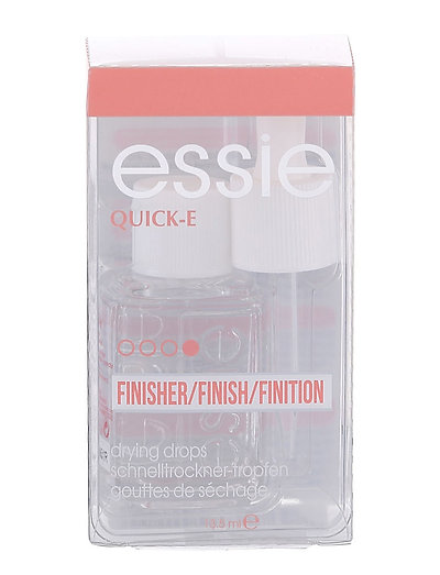 Essie Finisher - Quick-E dry drops - CLEAR
