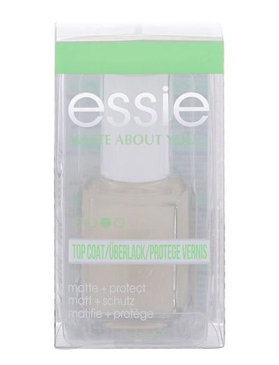 Essie Top Coat - Matte About You - Matte About You