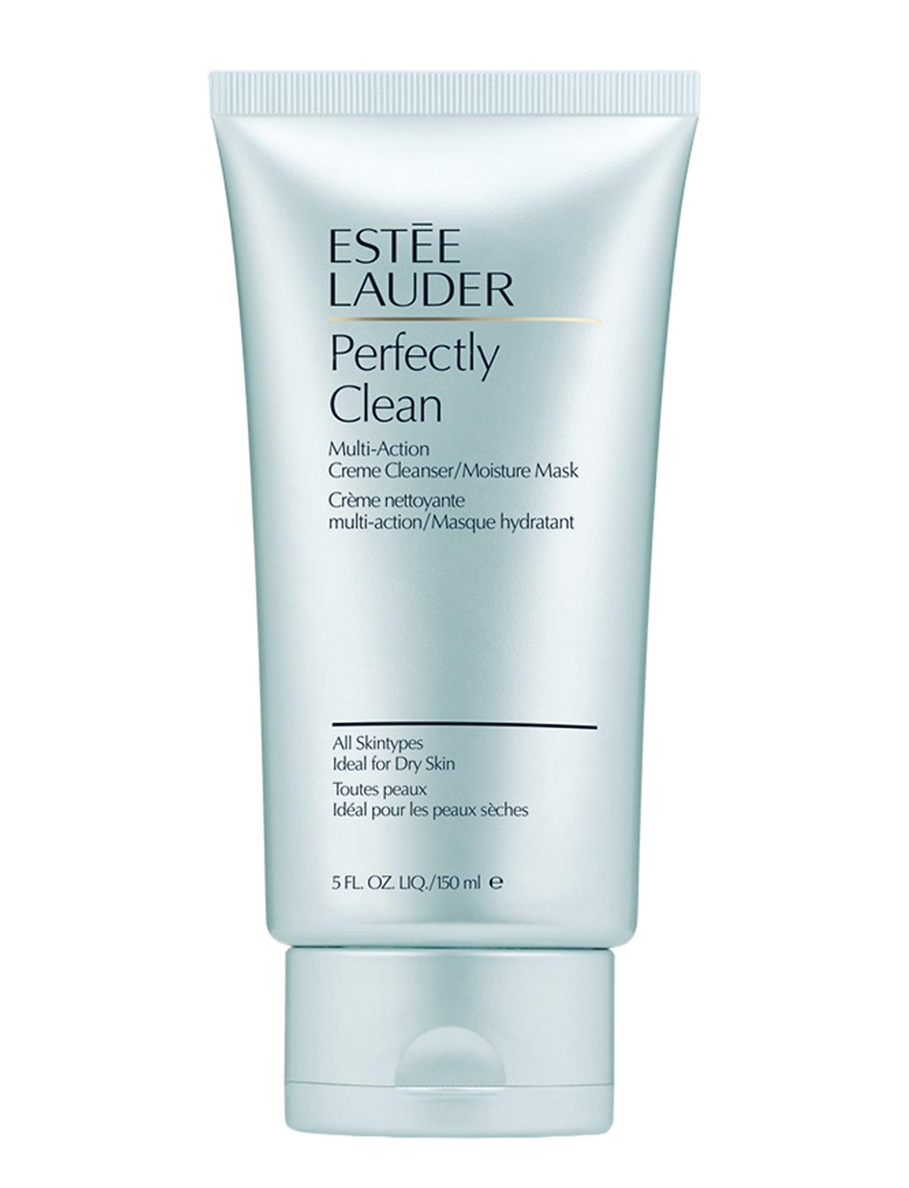 Perfectly Clean Creme Cleanser/Moisture Mask EstÈe Lauder  til Damer i Klar