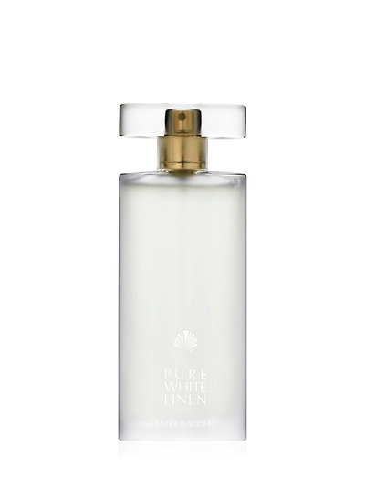 Pure White Linen Eau de Parfum Spray - CLEAR