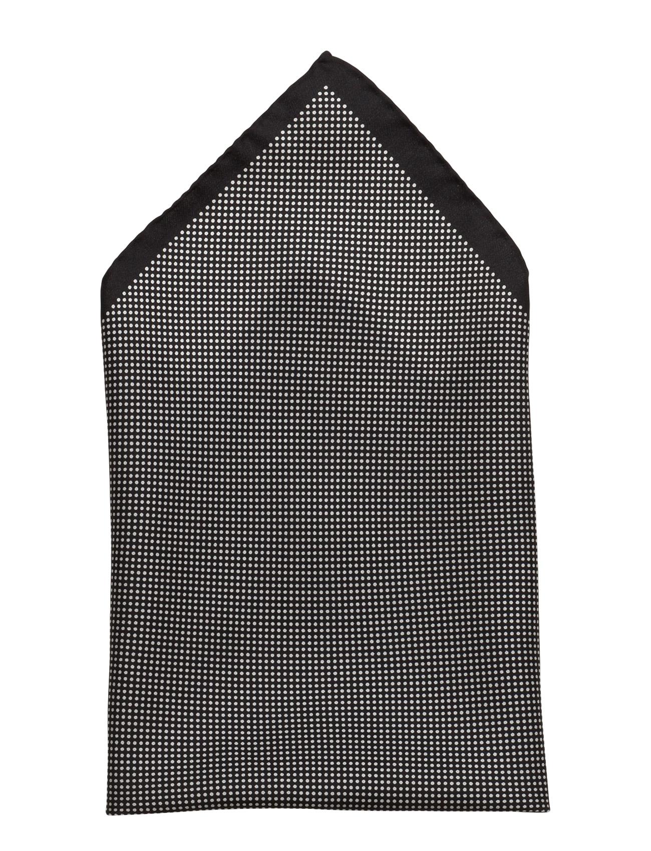 Pocket Square Eton Lommetørklæder til Herrer i Sort