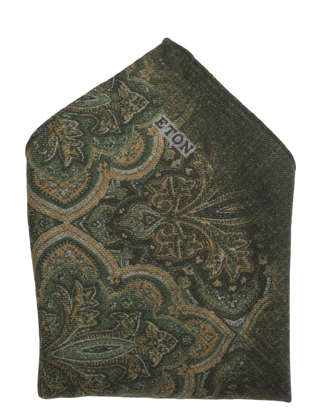 A00022161 Eton Lommetørklæder til Mænd i Grøn