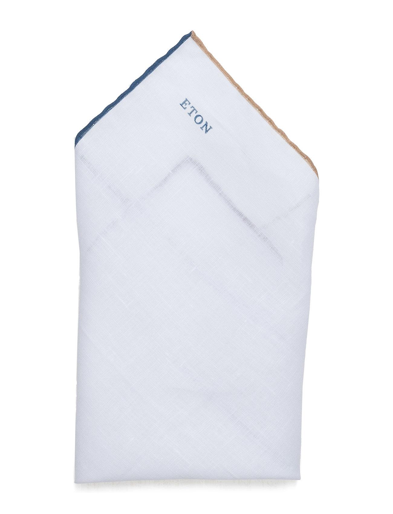 Silk Pocket Square Eton Lommetørklæder til Herrer i