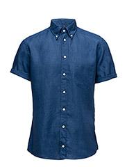 Hoxton-Green-Slim fit - BLUE