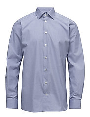 Poplin contemporary - BLUE