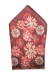 Pocket square - PINK/RED