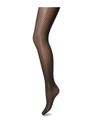 LITTLE RHOMB TIGHTS - BLACK