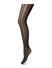 TWENTIES TIGHTS - BLACK