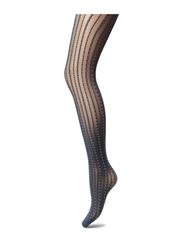 PRECIOUS STRIPE TIGHTS - DARK BLUE