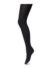 Soft Merino tights - DARK NAVY