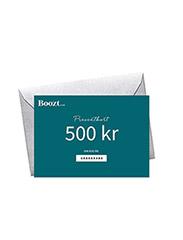 Boozt GiftCard - SEK 500